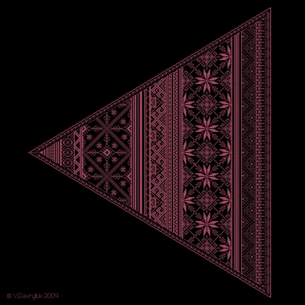 Pink Triangle © V.Gavryliuk