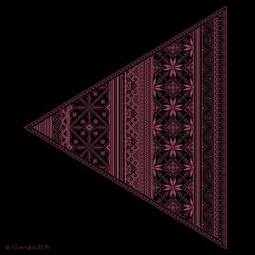 Рожевий трикутник Віктора Гаврилюка